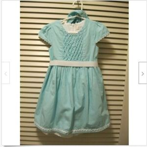 The Children's Place Dress 2 Piece Size 4T Gingham